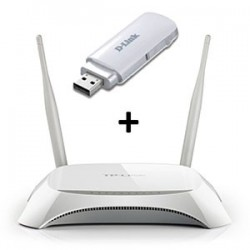 Routeur 3G/4G wifi 11n - 300 mbps