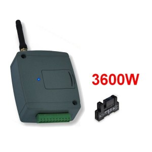 Commande GSM ON / OFF 3600W