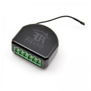 Micro module simple relais Z-Wave - FIBARO