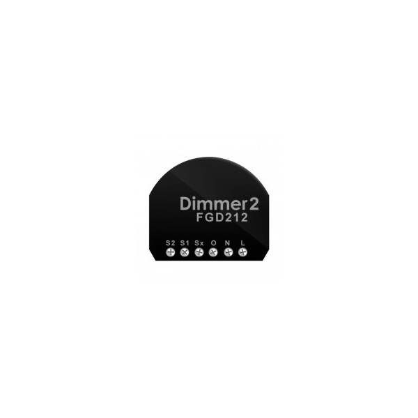 fibaro micro module domotique interrupteur variateur d 39 clairage. Black Bedroom Furniture Sets. Home Design Ideas