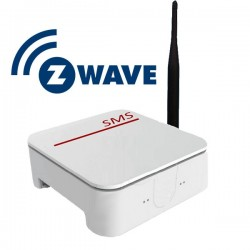 Box Domotique GSM pour modules Z-Wave et radio - par SMS