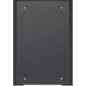 Caisson interphone modulaire 1 emplacement